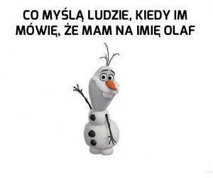 Olaf Olafowi nierówny