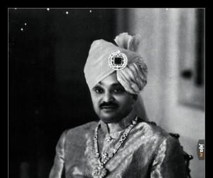Jam sahib Digvijaysinhji, Maharadża Nawanagaru