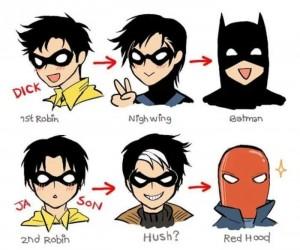 Ewolucja Robinów
