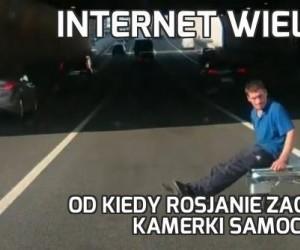 Internet wiele zyskał