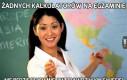 Żadnych kalkulatorów na egzaminie