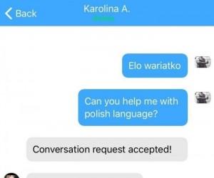 Nauka polskiego z Karoliną