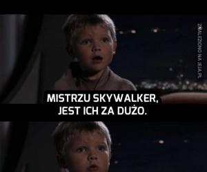 Jedna z najbardziej wstrząsających scen w Star Wars