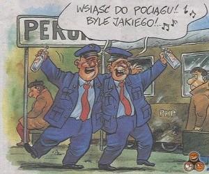 Polskie koleje...