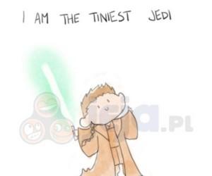 Historia małego Jedi