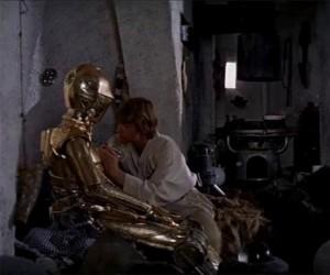 Ostatnia wycieczka Luke'a na Dagobah