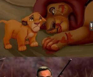 Kogo obchodzi jakiś tam lew?