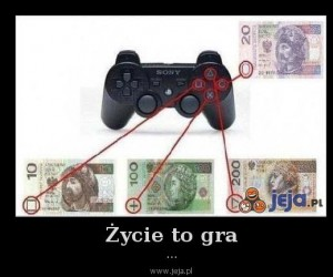 Życie to gra