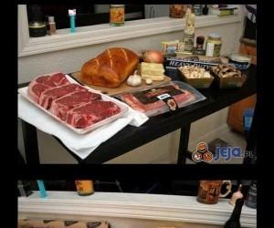 Przepis na: Chleb z mięsem