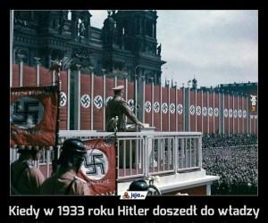 Kiedy w 1933 roku Hitler doszedł do władzy