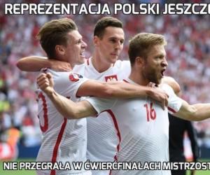 Reprezentacja Polski jeszcze nigdy