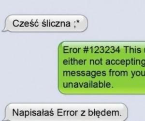 Error, sory