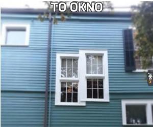 To okno
