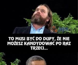 Obama vs Zach