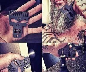 Grzebień dla każdego brodacza
