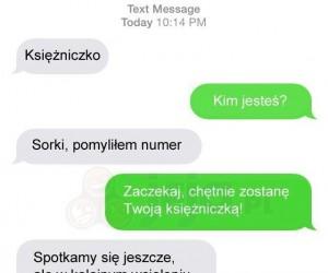 Miłość od pierwszego smsa