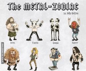 Ave zodiak!