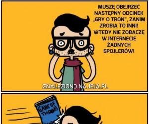 Gdybyś czytał książki, to byś wiedział...