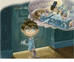 Dziecięca wyobraźnia