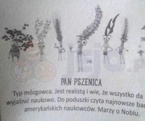 Pan Pszenica