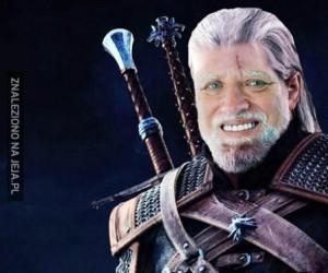 Dziwny Geralt ze Stocka