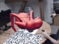 Wirtualne rzeźbienie - Oculus Rift