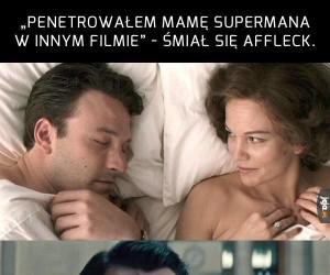 Batman v Superman: Teraz wiemy, o co poszło