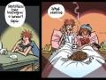 Walentynki w łóżku