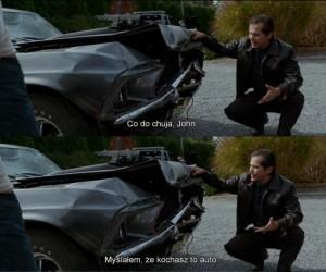 Jak mogłeś, John!