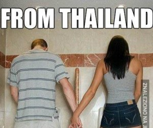 Miłość w Tajlandii
