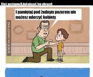 Pamiętaj, synu...