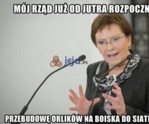 Pora na zmiany w polskim sporcie!
