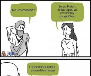 Platoniczna miłość