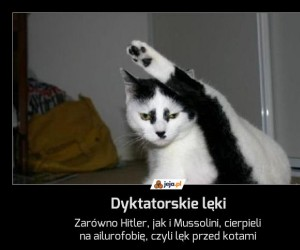 Dyktatorskie lęki