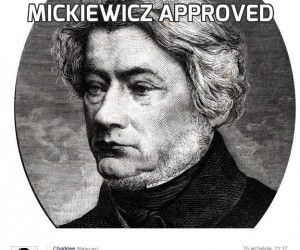 Mickiewicz approved