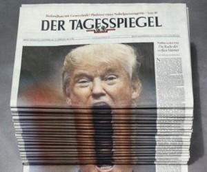 Trump w niemieckiej prasie