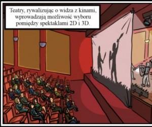 Teatr czy kino?