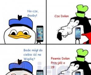 Dolan i Wigilia