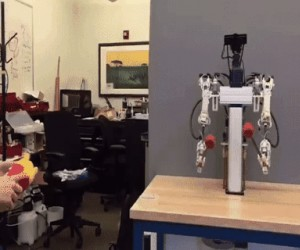 Robot i Kubuś Puchatek
