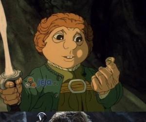 Hobbit 1977 vs 2012