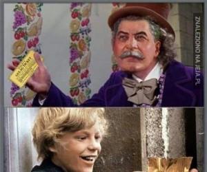 Charlie i fabryka komunizmu