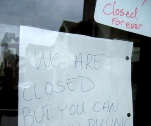 Zamknięte