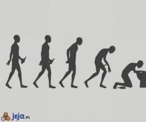 Człowiek nieustannie ewoluuje