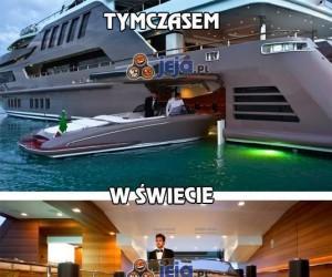 Tymczasem w świecie bogatych ludzi