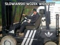 Słowiański wózek widłowy