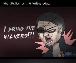 """W następnym sezonie """"The Walking Dead"""""""