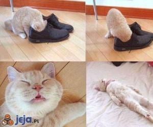 Śmierdzące buty