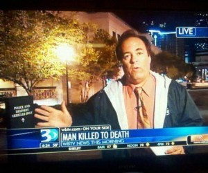 Człowiek zabity na śmierć
