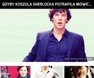 Problemy koszuli Sherlocka