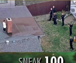 To pewnie był wiatr...